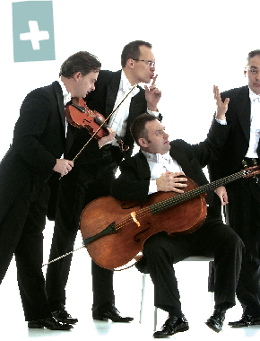 MozART Group . . . . . . . . . . . .  13/04, 20h00